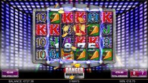 Slot Tegangan Tinggi Bahaya sebelumnya Time Gaming - Kemenangan besar