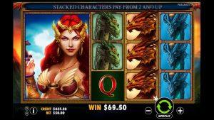 Dragon Kingdom Online Slot – large WIN – 2018 novel USA No Deposit casino bonus Bonus