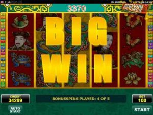 Dragon's Pearl Slot – large WIN!