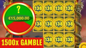 👑 Dragons Luck Megaways large Win The 1500x take a chance 💰 (cherry-red Tiger Gaming).