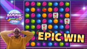 Epic Win!!! Jammin Jars large WIN!! casino bonus Games from MrGambleSlot Live flow