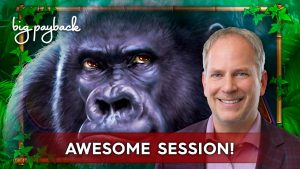 Fort Knox Majestic Gorilla Slot – large WIN SESSION, COOL!