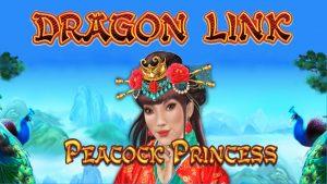 HUGE BALLS & HUGE WIN on DRAGON LINK PEACOCK PRINCESS SLOT MACHINE POKIE!  PECHANGA casino bonus