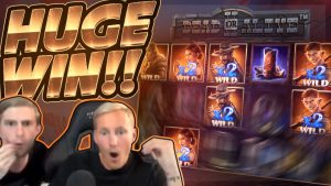HUGE WIN!!! Dead Or live 2 large WIN!! Online Slot from CasinoDaddy Live current