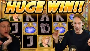 HUGE WIN! Magic Mirror Delux 2 large WIN – Online Slots from Casinodaddy live flow