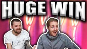 HUGE WIN on BERRYBURST MAX – casino bonus current large Wins