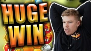 HONEY RUSH ÜÇÜN WIN - casino bonus Slots large Win