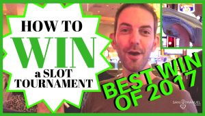 💰 How to Win a Slot Tournament ✦ BIGGEST WIN OF 2017 ✦ San Manuel casino bonus