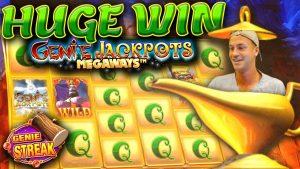 Huge Win on Genie Jackpots Megaways