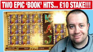 I striking A MASSIVE WIN ON volume OF DEAD ! Online Slots large WIN – 9th Apr 2020