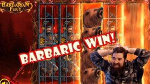 INSANE WIN on BARBARIAN FURY!! 🪓