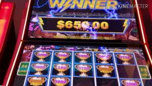 Lightning Link Pokie Win – $5 Lightning Link characteristic large Win