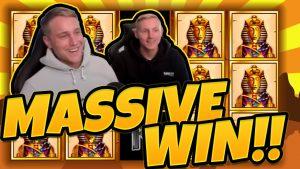 FERO SOLIDUS! Ordo magnum volumen Ra - mare ingens a win a bonus ludos CasinoDaddy