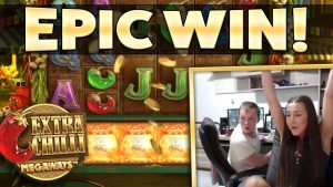 MEGA HUGE WIN – Extra Chilli chance!!