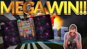 MEGA WIN! TNT Tumble large win – casino bonus games from Casinodaddy live flow