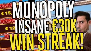 MONOPOLY LIVE – €30000 inwards 50 MINS… large WIN casino bonus HIGHLIGHTS 🔥🔥🔥