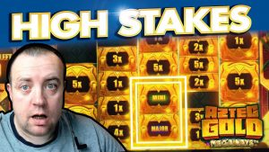 MY BIGGEST EVER CASHOUT on HIGH STAKE SLOTS !