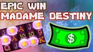 Madame Destiny Online Slot Epic Win 5 Scatter Bonus | large Win on Madame Destiny Pragmatic Play
