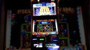 Mega grousse Gewënn op 80 Cent Wett bei choctaw Casino Bonus
