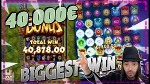 Micro Knights INSANE 40.000€ large WIN | Roshtein LIVE