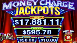 Money accuse Jackpots Slot Machine Bonuses Won w/MAX BET   Slot Play At casino bonus
