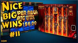 Pěkné velké výhry bonusů pro videohry online kasino # 11/2020