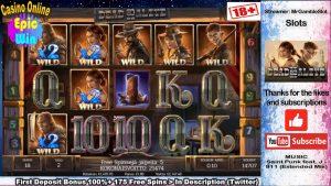 Online casino bonusDead or live 2 slotsBiggest Wins#7