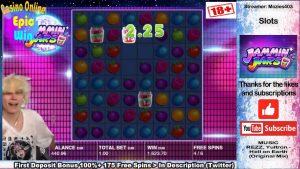 Online casino bonusJammin Jars slotsBiggest Wins#5