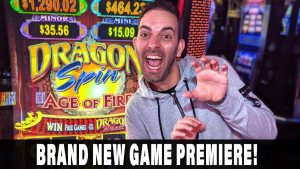 🔴 PREMIERE 🐲 HUGE WINS on create novel Dragon Spin Age of flame! 🔥 Bonus Double upwardly 💰
