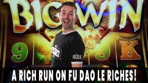 💵 RICH RUN w/ large WIN on Fu Dao Le RICHES! 🎰 CLASSIC HIGH bound SLOTS 🎊 at Agua Caliente #promotion