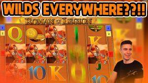 LEGION ROMAN DROPOJN in DREJTwardN UDHZIME KUJDES !! Bonusi ONLINE i kazinosë WIN madhe SLOT