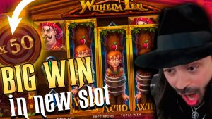 ROSHTEIN large Win  on novel slot Wilhelm Tell – TOP 5 Mega wins of the calendar week