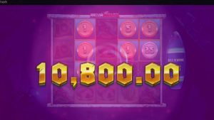 Razor Shark online casino bonus large win