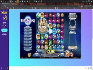 ReactoonZ driblet dead 3. | casino bonus-Slot large Win