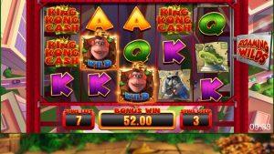 Rex Kong Cash velika pobjeda! Online casino slot bonus
