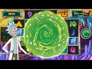 Rick in addition to Morty Megaways +1000x BET (0.60£) large WIN! (Dave1888)
