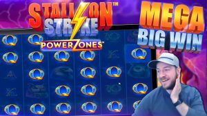 STALLION STRIKE! large base of operations Wins & Bonuses Plus An Exclusive Promotion!