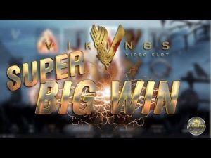 SUPER large WIN BEI VIKINGS (NETENT) – 2€ EINSATZ!