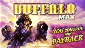 SUPER large WIN on BUFFALO MAX SLOT POKIE BONUSES!  PALA casino bonus