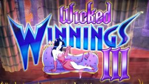 SUPER large WINS on WICKED WINNINGS 3 together with WICKED WINNINGS 4 SLOT MACHINE POKIE
