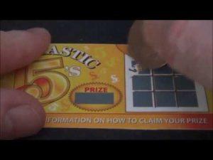 Scratchcard .. huge win