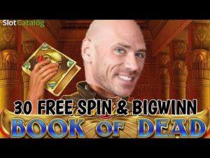 Slot – volume OF DEAD! BİG WİN!