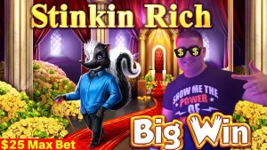 Stinkin Rich Slot Machine $25 Max Bet Bonus – BRAZIL Slot Machine $10 Max Bet Bonus | novel SLOT BONUS
