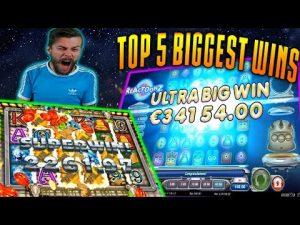 Straumētāji LIELĀKIE kalendārās nedēļas uzvari! Milzīgs WIN - ClassyBeef! kazino bonuss Slots! #nine