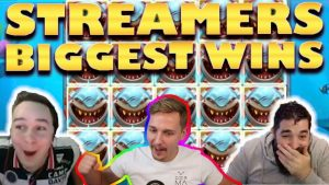 Streamers Biggest Wins #7 AMAIZING WIN RAZOR SHARK SLOT