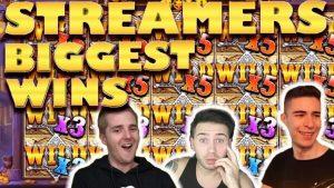 Streamers Biggest Wins #7 WILD due west HUGE WIN Ayezee, Play4WIN , RIPNPIP