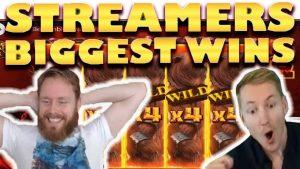 Streamers Biggest Vinner # 8 DAVID LABOWSKY CRAZY casino bonus large WIN Barbarian Fury Slot