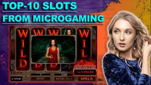 🔥TOP-10 Slots from Microgaming 2020 | Jackpots | large Wins | Online casino bonus