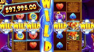 👑 The Wild Machine x997 μεγάλη νίκη 💰 Ένα κουλοχέρη πριν από το Pragmatic Play.