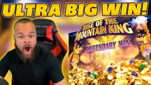 ULTRA large WIN on novel SLOT ascension OF THE mount virile individual monarch! INSANE WIN on Online Slot Bonus!